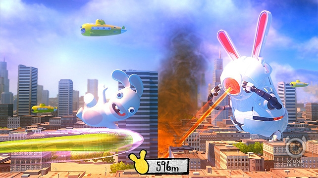 Raving Rabbids: Alive & Kicking Review