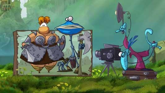 Rayman 360 to use Live Vision Camera