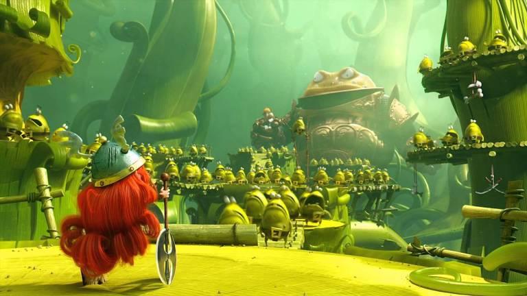 Rayman Legends - Epic Trailer