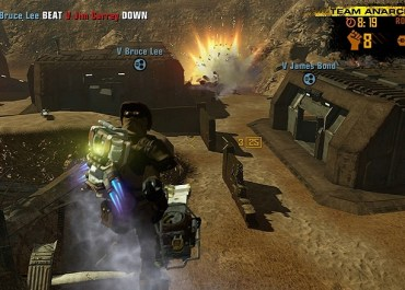 Red Faction: Guerrilla - Demo Preview