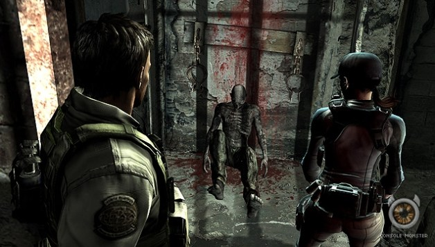 Resident Evil 5 Trailer Showing New 'Partner'