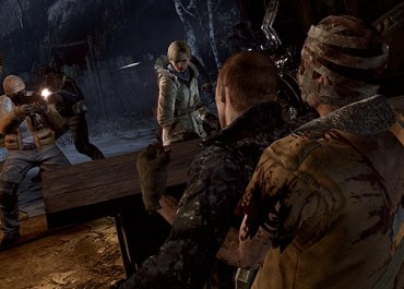 Resident Evil 6 demo available to Dragon's Dogma owners