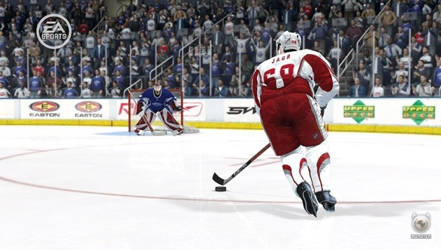 Review: NHL 08