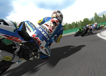 SBK Demo Races on to XBL