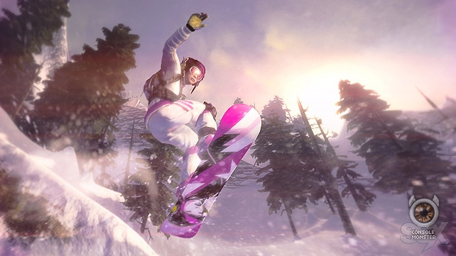 SSX DLC detailed and is Free!