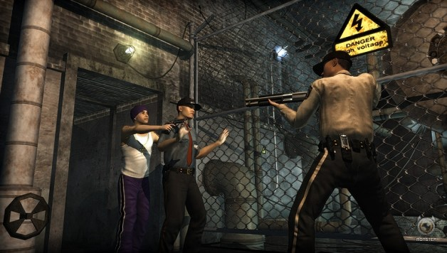 Saints Row 2 Takes on GTA IV