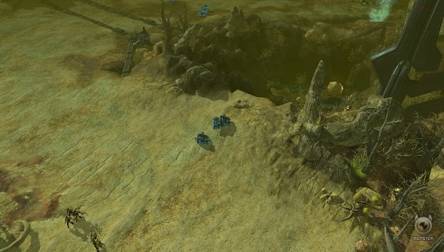 Screenshots: Halo Wars
