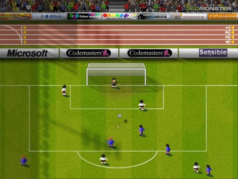 Sensible World of Soccer Preview