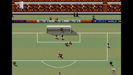 Sensible World of Soccer Review