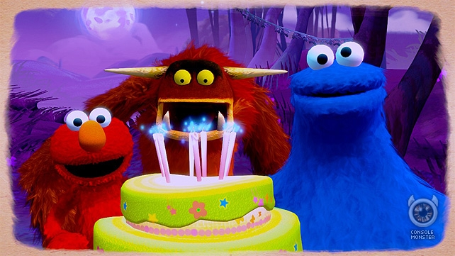 Sesame Street: Once Upon A Monster Review