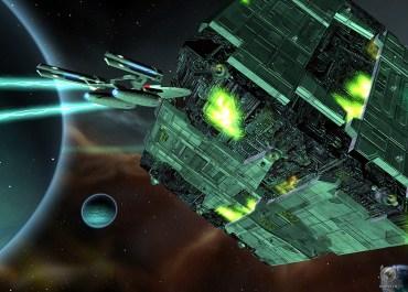 Shatner lends vocals to Star Trek Legacy