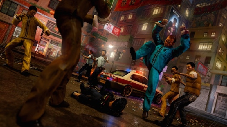 Sleeping Dogs: Definitive Edition available to pre-order as digital download