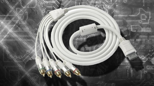 Snakebyte Wii Premium Component Cable Review
