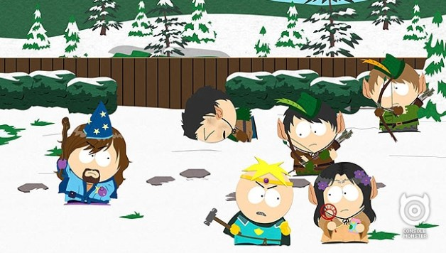South Park RPG release date tweaked to 7th March