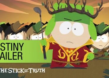 South Park The Stick of Truth - Destiny