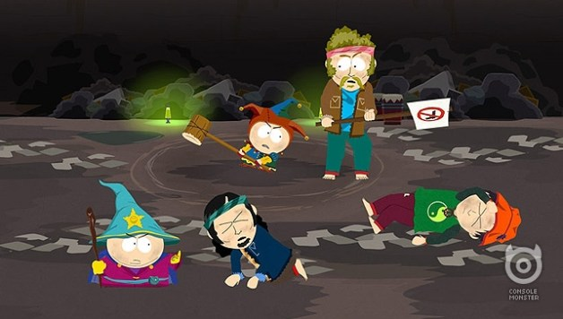 South Park The Stick of Truth Review