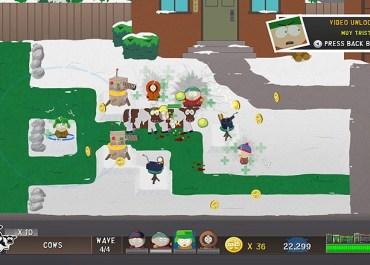 South Park launch trailer