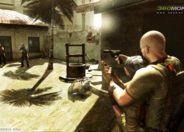 Splinter Cell: DA Single Player Demo