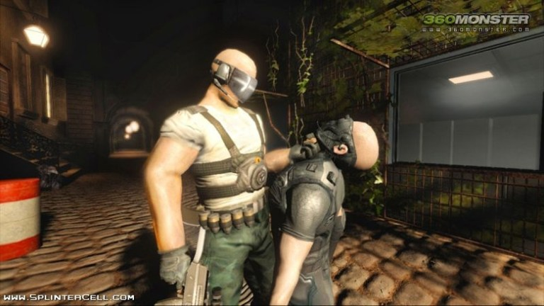 Splinter Cell Double Agent MP Demo Today