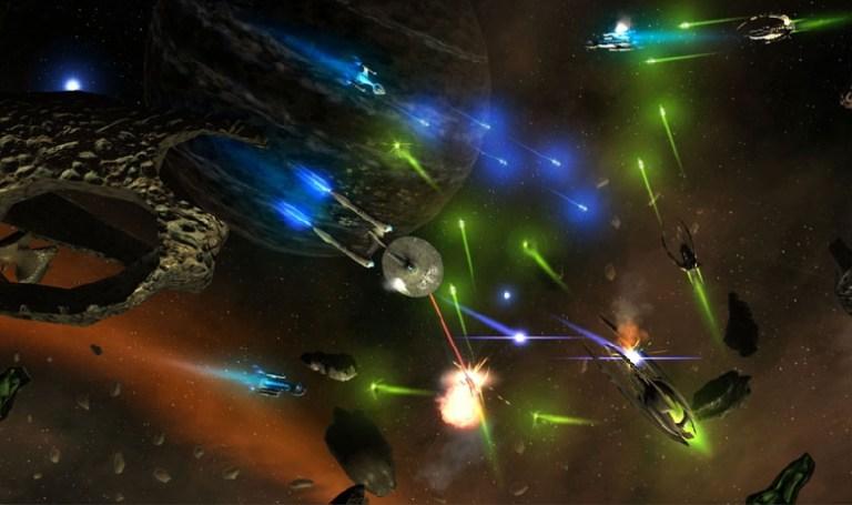 Star Trek D-A-C coming to PSN