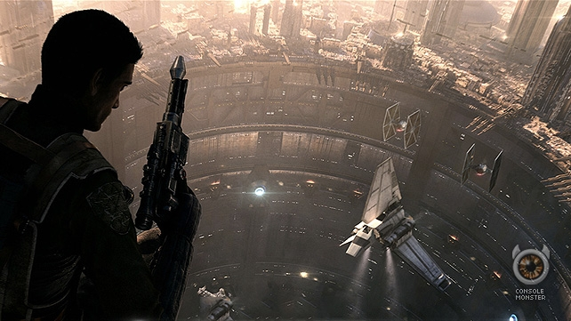 Star Wars 1313 Unveiled