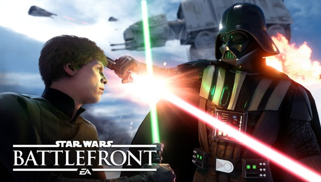 Star Wars: Battlefront - Multiplayer Gameplay Trailer