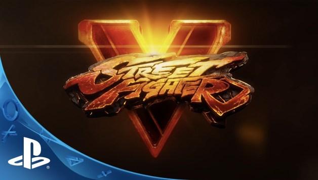 Street Fighter V - Announcement Trailer