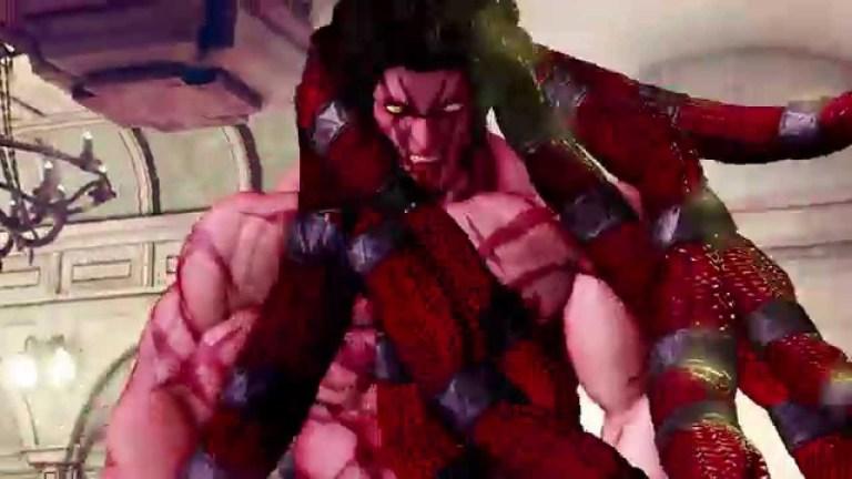Street Fighter V - Dhalslm Revealed