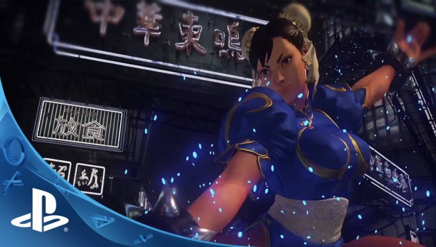 Street Fighter V - Gameplay Trailer