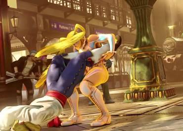 Street Fighter V - Rainbow Mika Reveal