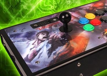 Street Fighter X Tekken Arcade FightStick V.S. Review