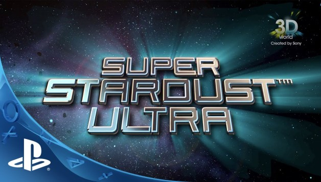 Super Stardust Ultra - Launch Trailer