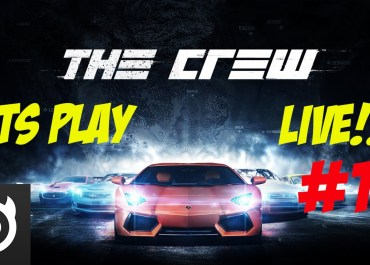 The Crew - Let's Play LIVE #1