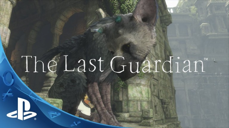 The Last Guardian - Gameplay trailer E3 2015