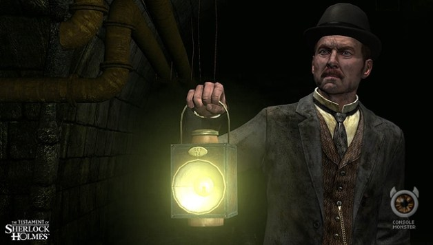The Testament of Sherlock Holmes Review