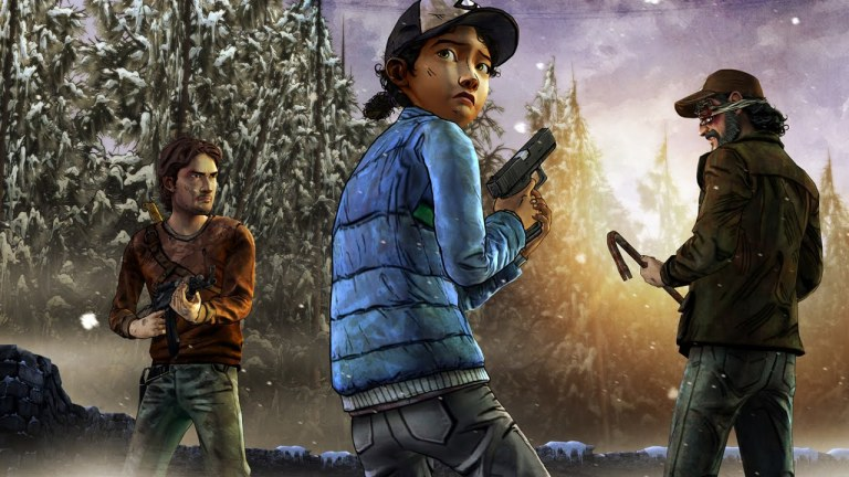 The Walking Dead Episodes - Episode 4 'Amid the Ruins' Trailer