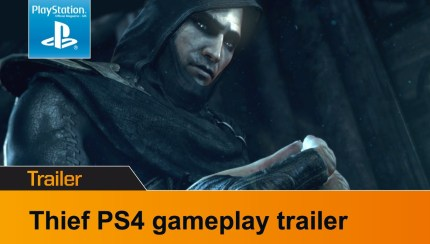 Thief - PS4 Gameplay Trailer