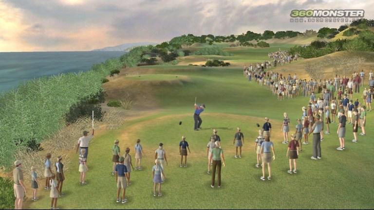 Tiger Woods 07 Premium Content on XBLM