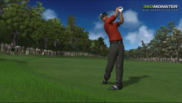Tiger Woods 2006 Screens