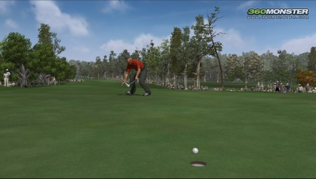 Tiger Woods PGA Tour 06 Demo on XLM