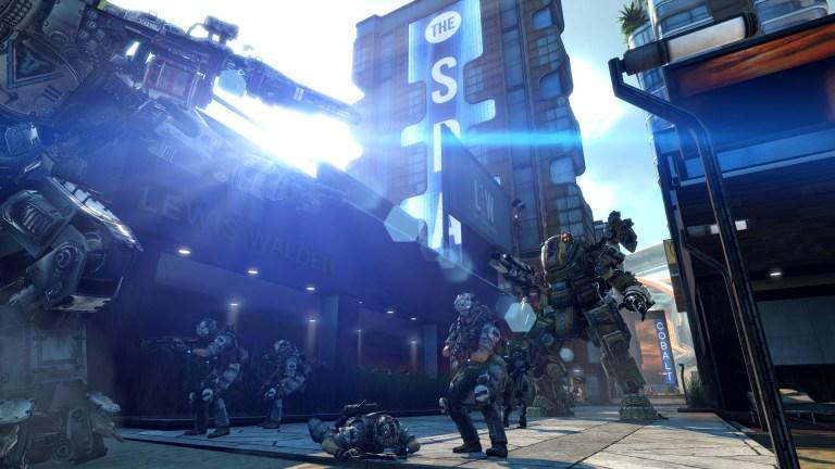 Titanfall - Frontier's Edge Gameplay Trailer