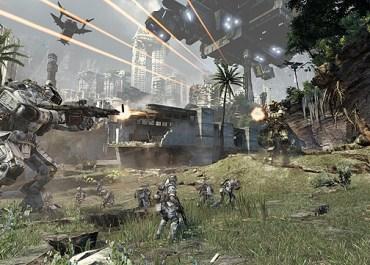 Titanfall Screenshots