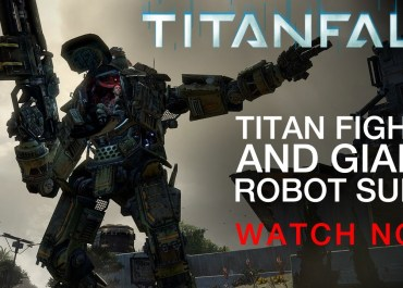 Titanfall - Titan Fights And Giant Robot Suits