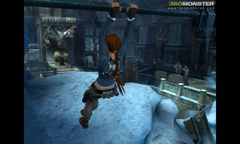 Tomb Raider Legend gets release date.