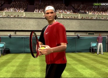 Top Spin 2 'Wimbledon' Demo Available on XBLM