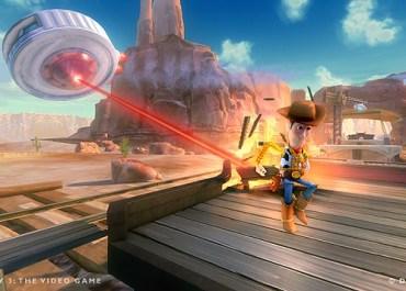 Toy Story 3 Screenshots