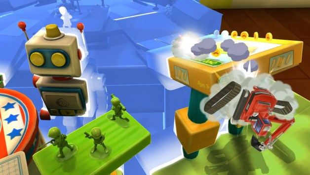 Toybox Turbos - The Frantic and Fun Game Modes Trailer