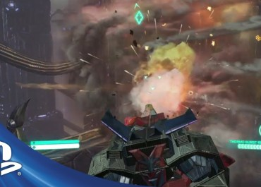 Transformers Fall of Cybertron - PS3 Blog Interview