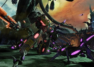 Transformers Fall of Cybertron Preview