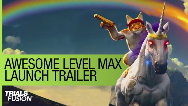 Trials Fusion - Awesome MAX Edition Launch Trailer